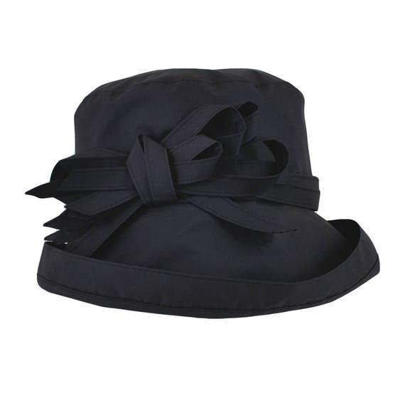 Gustave - chapeau de pluie imperméable et pliable - acier - La Tribu des Oiseaux