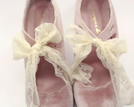 reputable site 04e2a 3adf4 Velvet pink shoes Velvet heels Women shoes Pumps Pink velvet shoes Pink  shoes Velvet shoes Velvet women Pink pumps Leather heels Brautschuhe