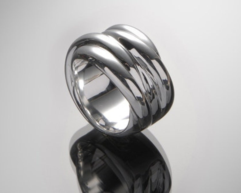 available in ALL sizes Beautiful handmade ring  Pacific made of solid 925 Sterling Silver highest quality