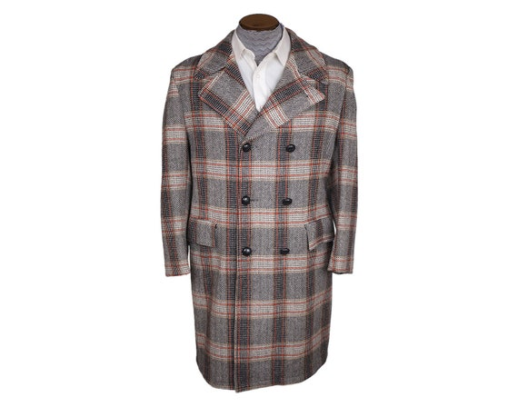 Rare Vintage TOP Dandyish Coat Size 9