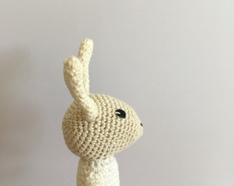 Small Bunny Rattle