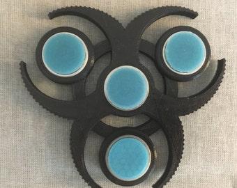Bio-hazard fidget spinner