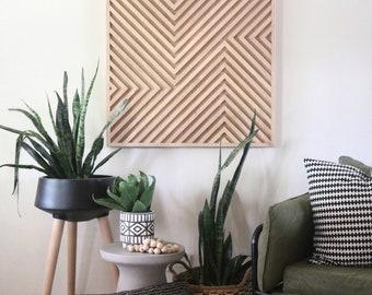 Wood Wall Art, Wood Art, Geometric Wood Art, Geometric Wall Art, Modern Wood Art, Modern Wall Art, Rustic Wood Art, Reclaimed Wood Art