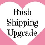 Rush Shipping Upgrade ~ USPS OVERNIGHT EXPRESS 1-2 Day Mail Shipping Upgrade