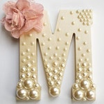 Custom Wooden Letter ~ Wood Initials, Hanging Wall Letters, Nursery Letters, Baby Name Sign, Wedding Sign, Hanging Letters, Wood Sign