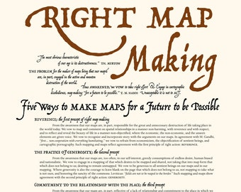 Right MAP Making (Unsigned edition)