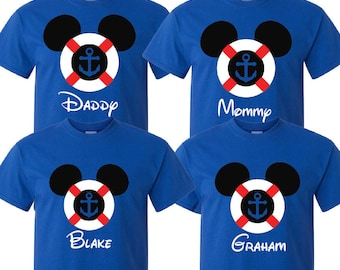 Disney Cruise Shirts