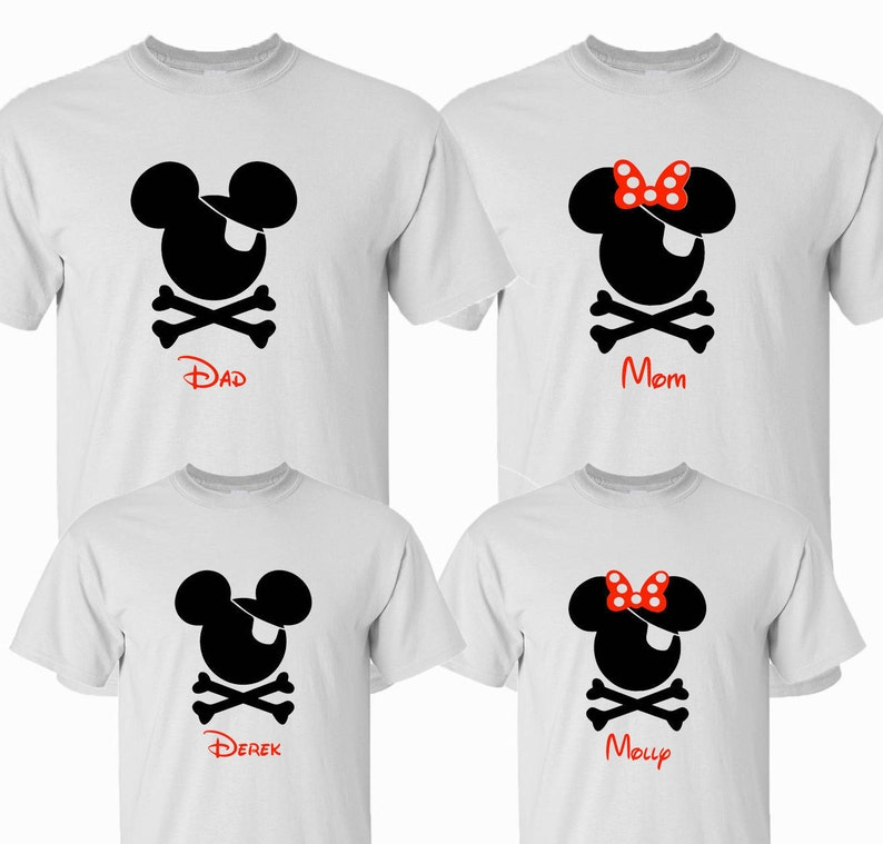 b7ae04067a SALE Pirate Family Vacation Shirts Matching Pirate Night