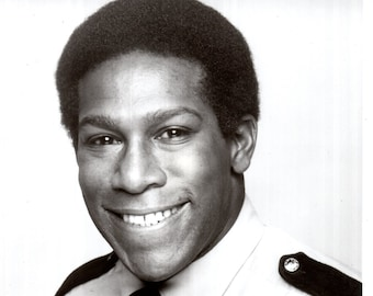 Carter Country Kene Holiday Sergeant Curtis 1978 Premiere ABC TV Press Photo
