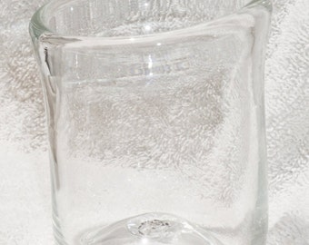 Beginners Glass Blowing cup/vase