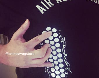 The Original And Authentic Viral AIR ACCORDION T-Shirt