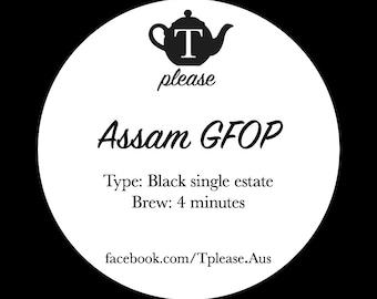 Assam GFOP loose leaf tea