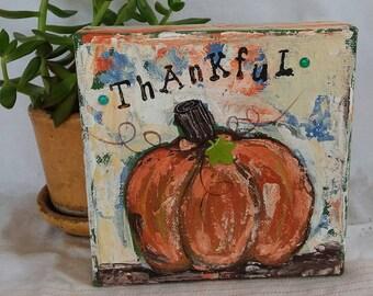 pumpkin art etsy