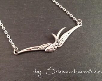 Chain silver swallow