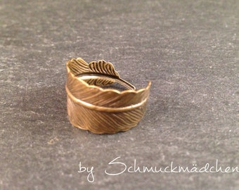 Bronze Ring spring