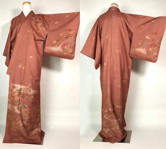 Japanese G040401 Elegant Light Reddish Brown Ponge