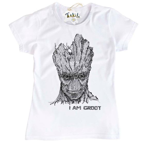 I am Groot   Guardians of the Galaxy   Women s T-Shirt  cd9deb9ed