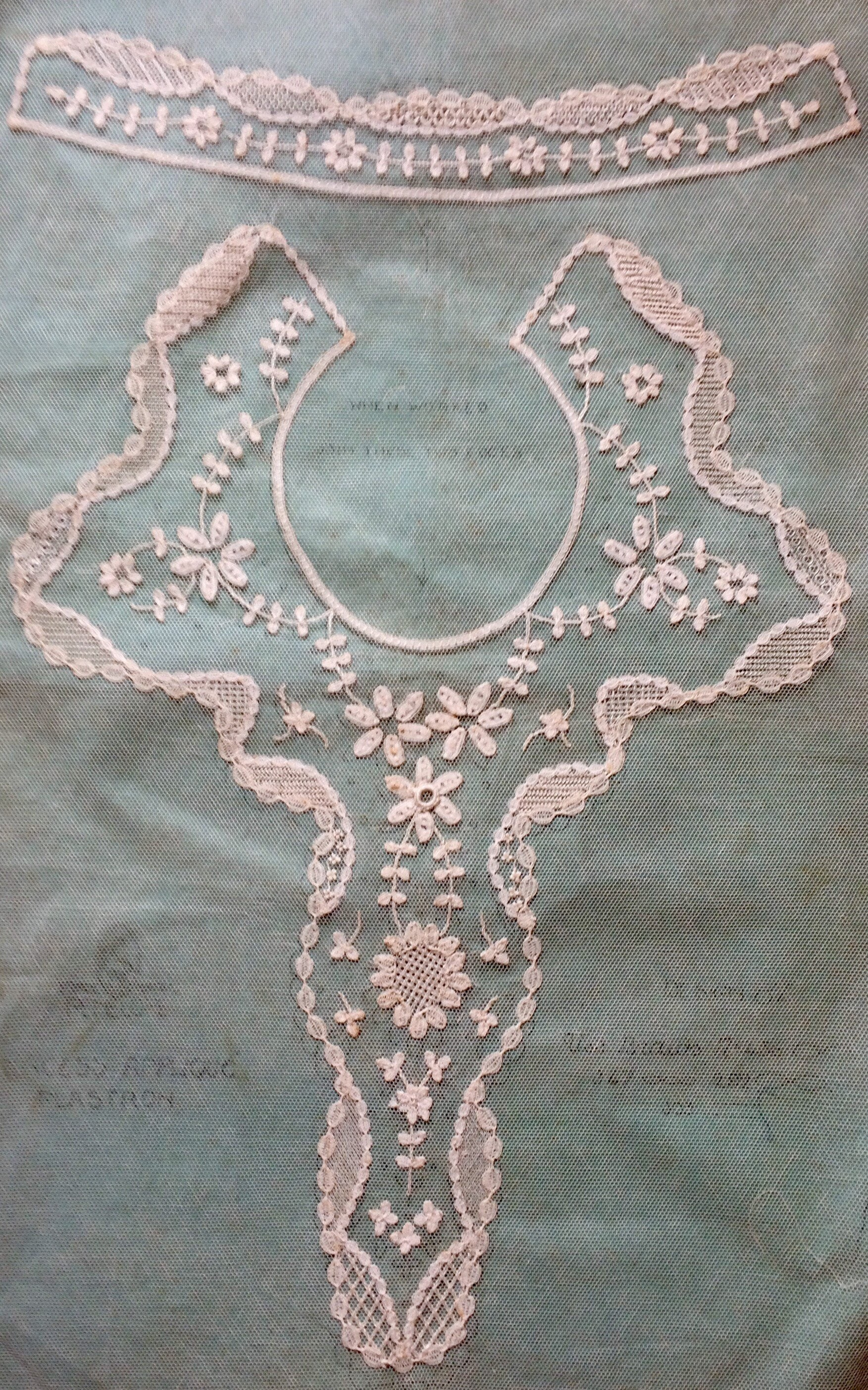 efbae93d30b4 Antique 1800s Rare Pattern   Completed Princess Silk Lace Bridal Bodice  Applique work Ex Museum. gallery photo gallery photo gallery photo ...