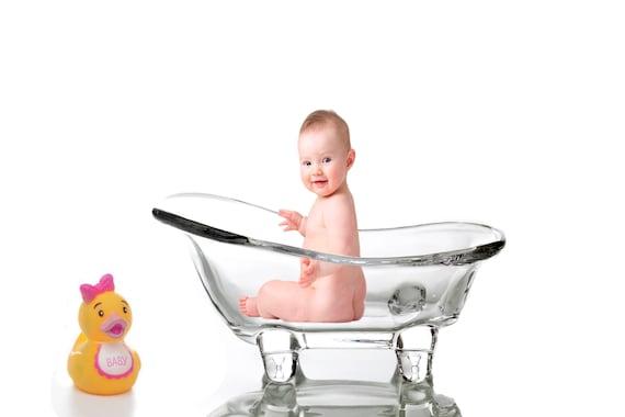 Bath Tub Clear Bath Tub Claw Tub Newborn Digital Backdrop Etsy