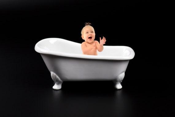 Bathtub Bath Tub Background White Bath Tub Prop Studio Etsy