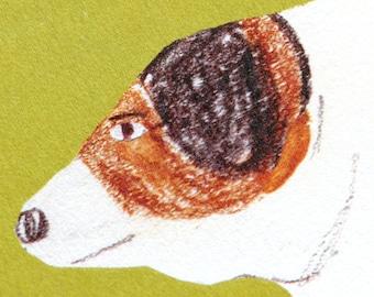 Dog Print A5 / A4