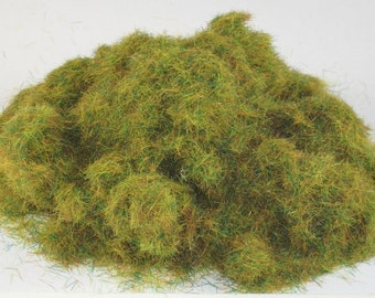 Arts and Crafts 100g Static Grass WWS 2mm White Flock Scatter