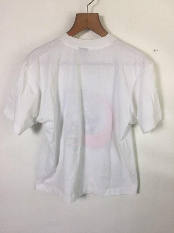Vintage 90s Sting Stinger Wcw Wwf T Shirt Large S… - image 2