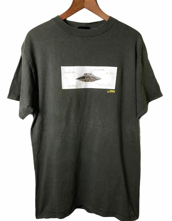 Vintage 90s Beschwa Alien Workshop T Shirt