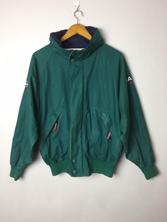 Vintage Nautica Sport Sailing Jacket Small Size
