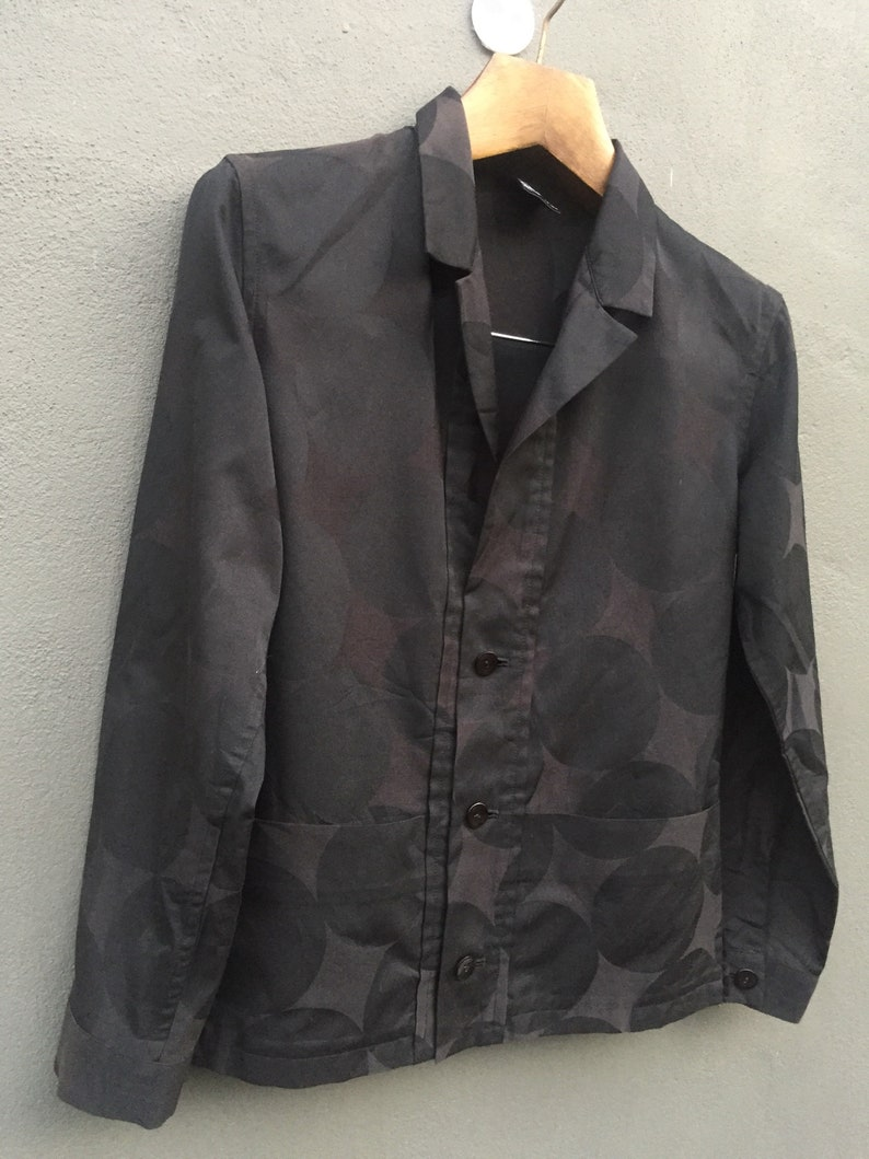 Vintage Y/'s bis LIMI Yohji Yamamoto Ys Blazer Jacket Made in Japan