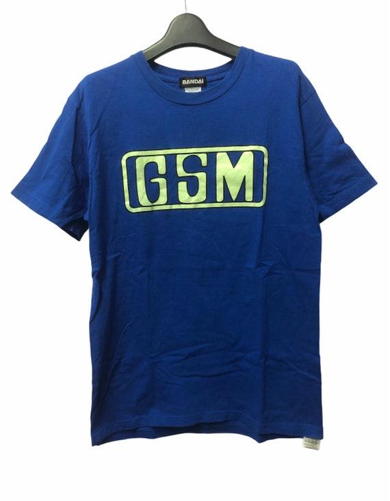 GSM Bandai T Shirt Medium Size