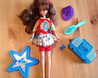 Cool Tops Courtney Barbie Doll