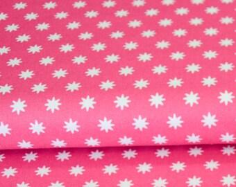Cotton / Webware Gutmann pink star