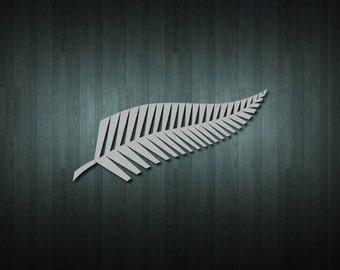 New Zealand Silver Fern Stickers
