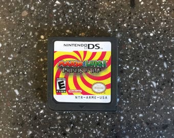 Mario & Luigi Partners in Time Nintendo DS Lite 3DS Video Game