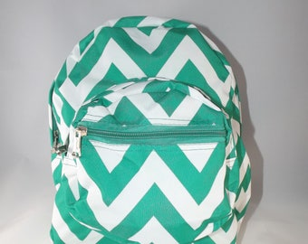 182e94e14114 Chevron Personalized Backpack