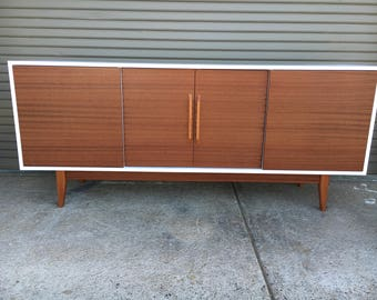 Mid Century Tv Stand Etsy