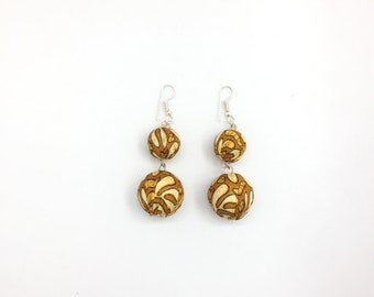 Beads collection - Maxi earrings