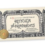 BRAND NEW BOOK! Reticula and Fragments (Paperback)