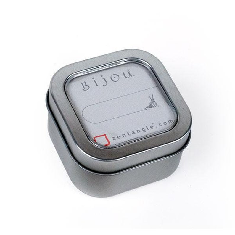 BRAND NEW Tinful of Bijou  Gray image 0