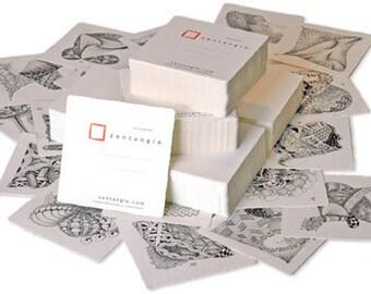 Original Zentangle® Tiles - 25 Pack
