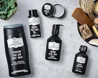 Custom Label Design Package - Custom Product Packaging Design - Branding Design for Small Business For Him Man Masculine