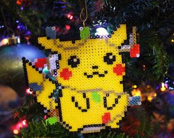 Pikachu Christmas Ornament - Pokemon