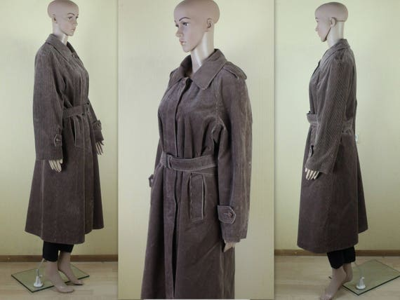 vintage trenchcoat damen