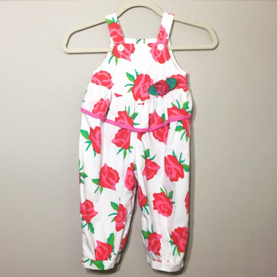 vintage toddler romper