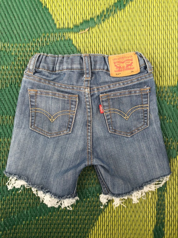 Vintage Levis baby shorts