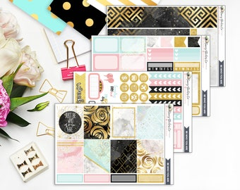 Be Who You Are MINI KIT | for use with Erin Condren Lifeplanner™, Happy Planner