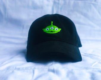 39ae32241b6 Toy story Alien Dad hat