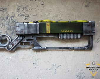 AER9 laser rifle, fallout cosplay replica, props