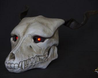 Elias Ainsworth mask, inspired by Mahou Tsukai no Yome, props
